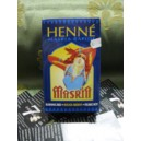 HENNEBURNING RED ' MASRIA RAPIDE